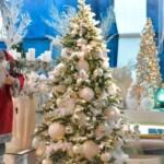 Božićna euforija s prekasnim božićnim drvcem