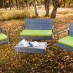 Vrtne garniture za uživanje i odmor
