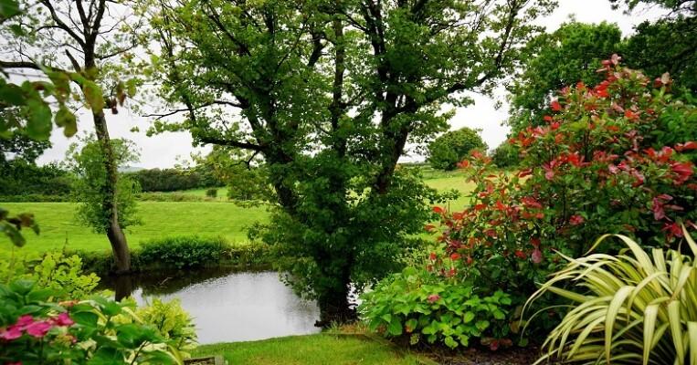 Uređivanje okoliša oko kuće je posao koji donosi veliku nagradu